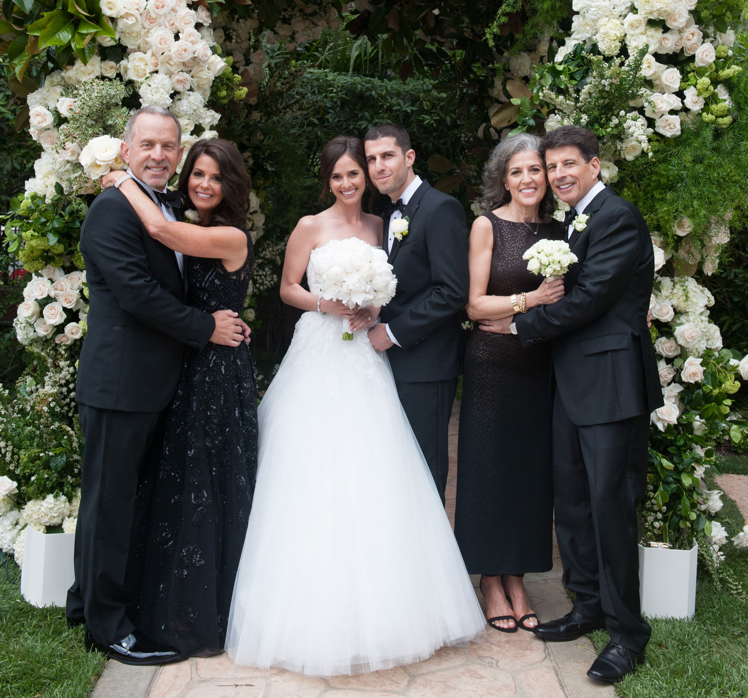 Wedding Gown For Parents: Tips For Introducing Your Parents And Future In-Laws