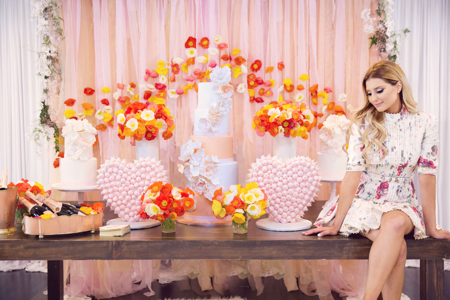 bridal luncheon, who hosts a bridal luncheon, what is a bridal luncheon