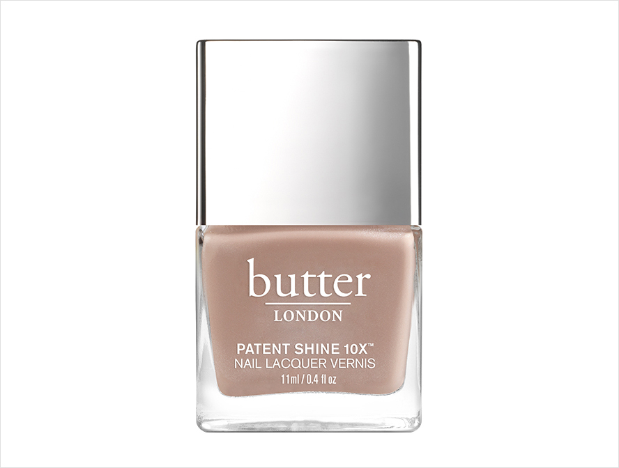 Nude nail polish ideas Yummy Mummy from Butter London wedding manicure ideas