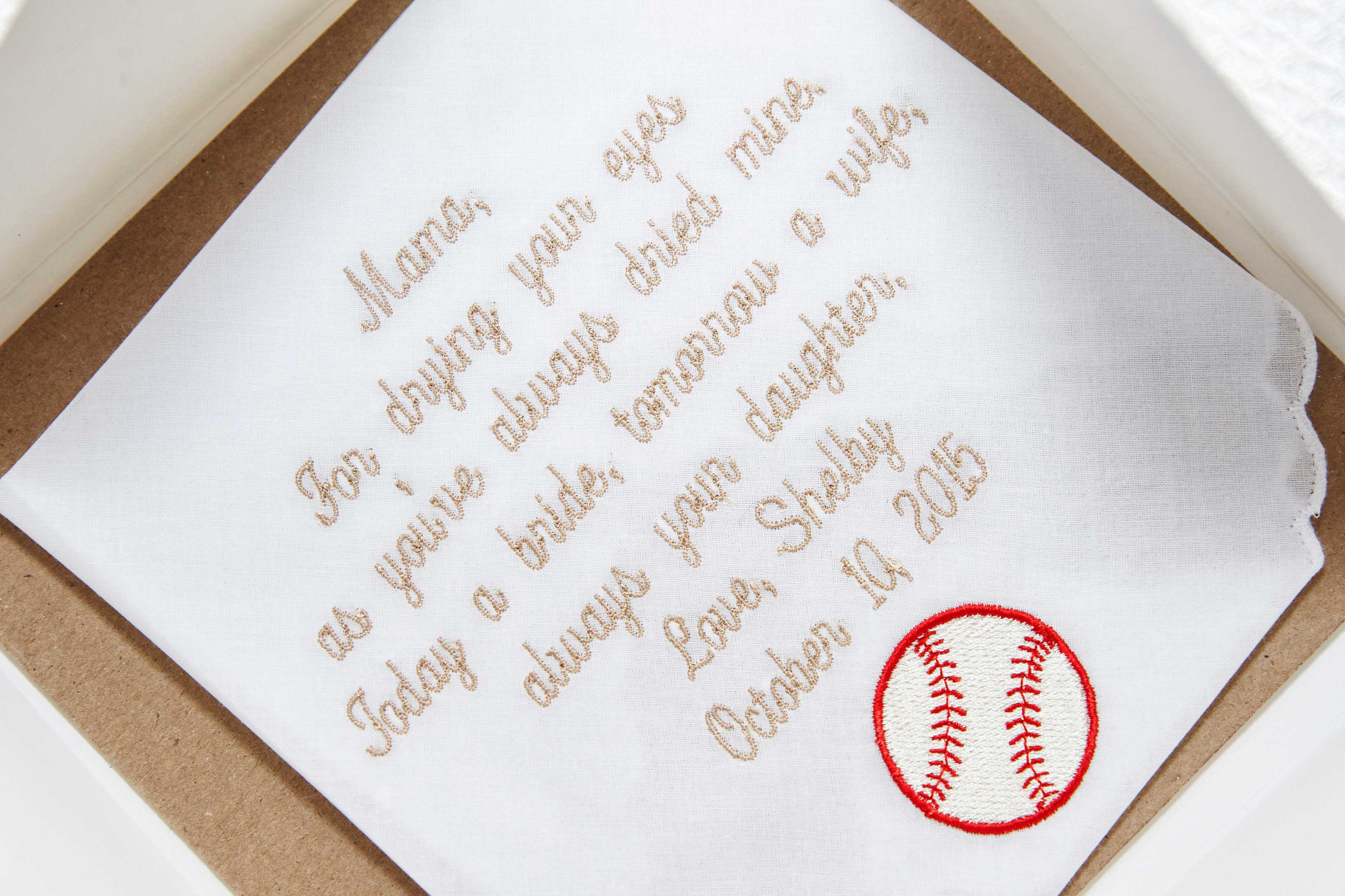 6 Ways to Include Baseball Details on Your Wedding Day - Inside Weddings