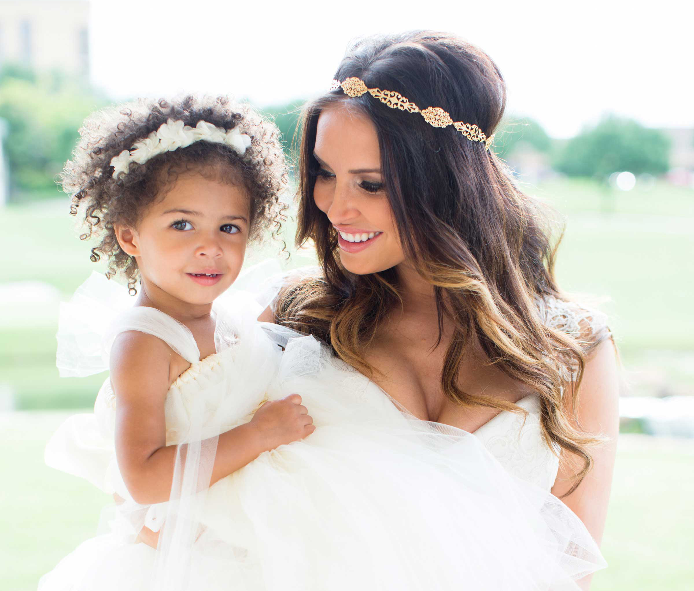 how to include your children or future stepchildren in your wedding