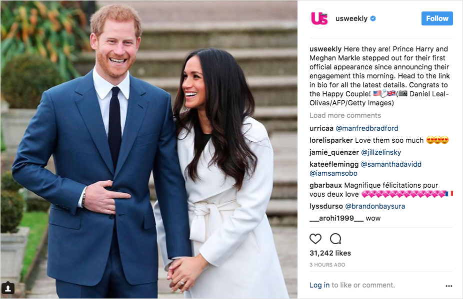 meghan markle and prince harry engaged, meghan markle engagement ring, royal wedding