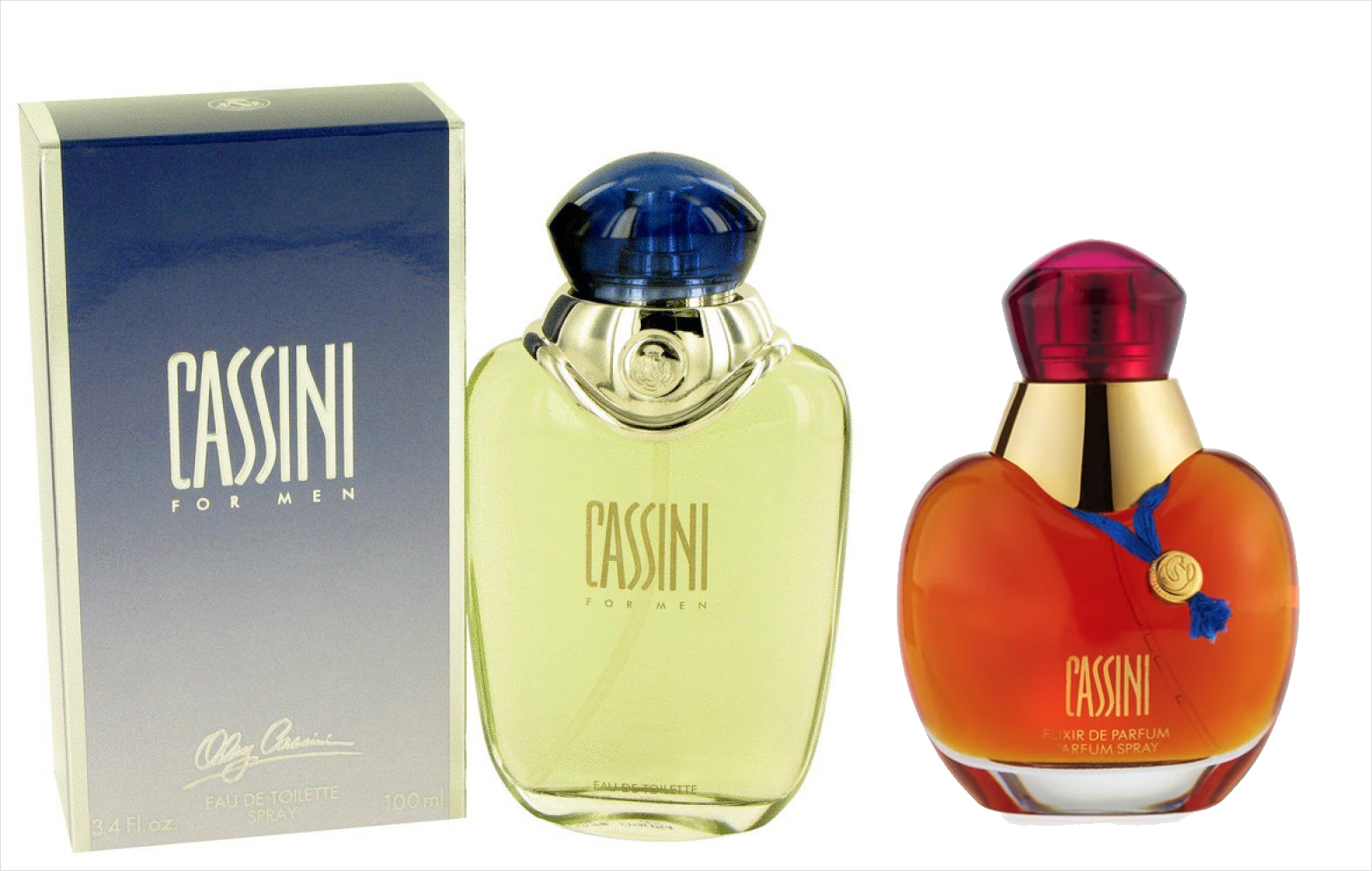 Oleg Cassini mens and womens fragrance gift ideas