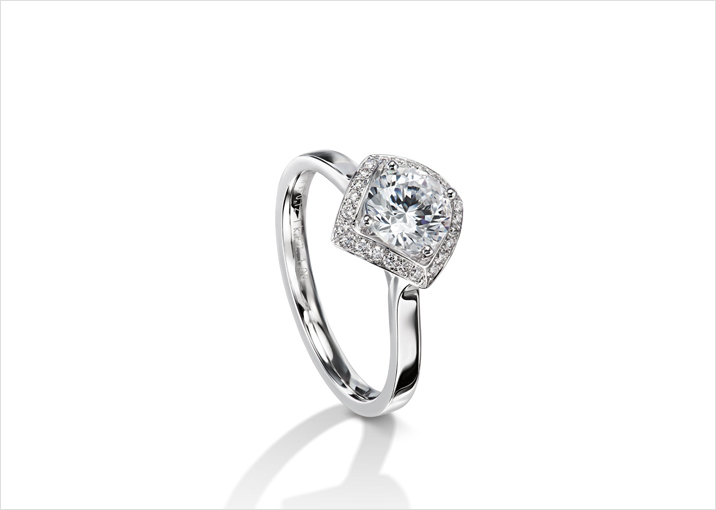 Furrer Jacot engagement ring idea