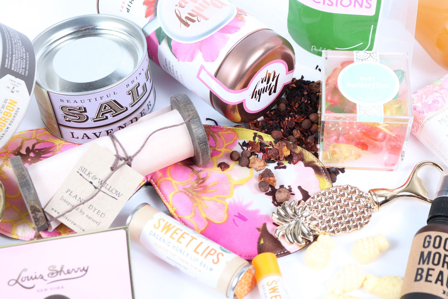 wedding welcome bag ideas The Welcome Bag Committee by Jordan Payne Events