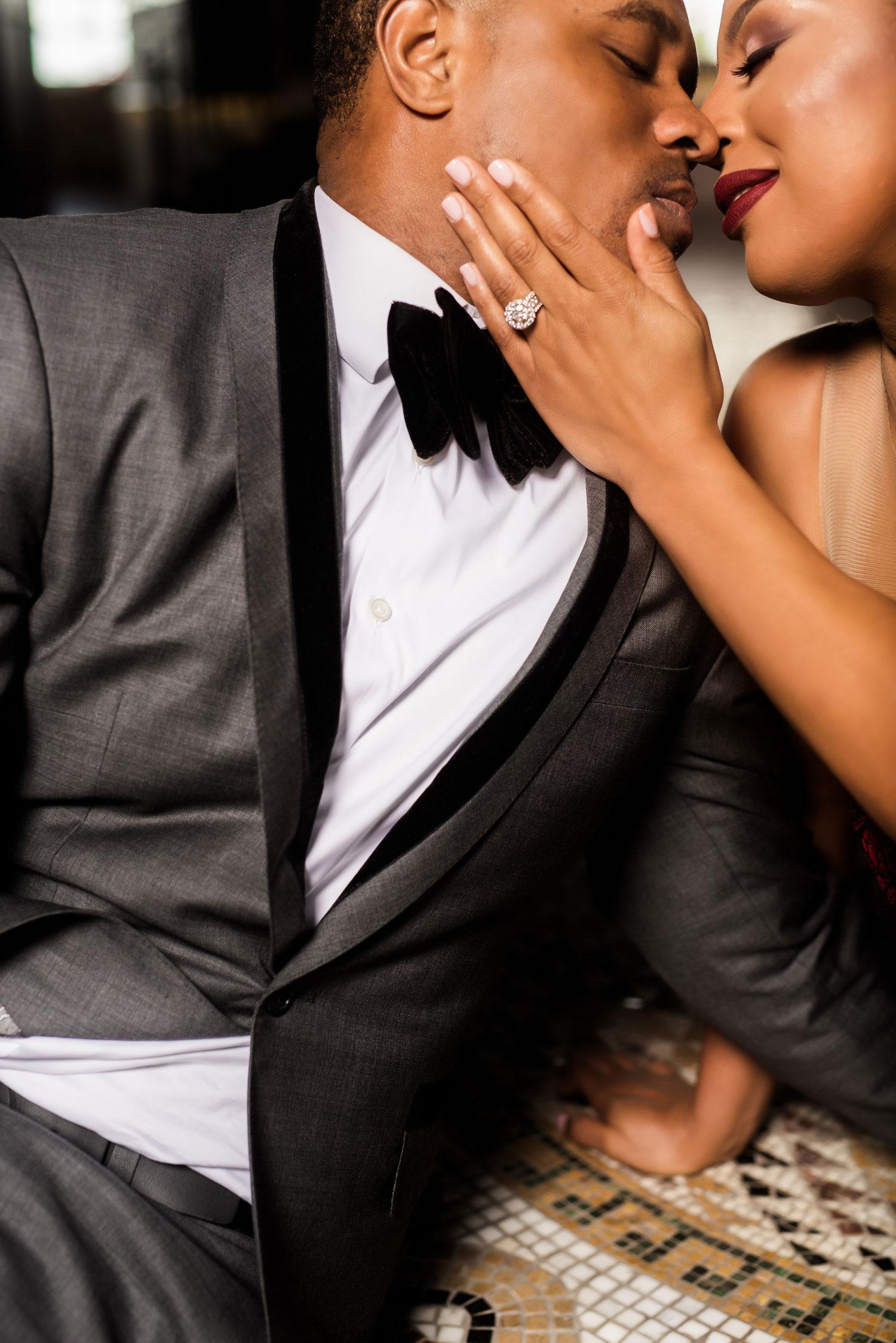 Kacey Angulo and Tony Sipp Houston Astros baseball player wedding engagement photo shoot session engagement ring