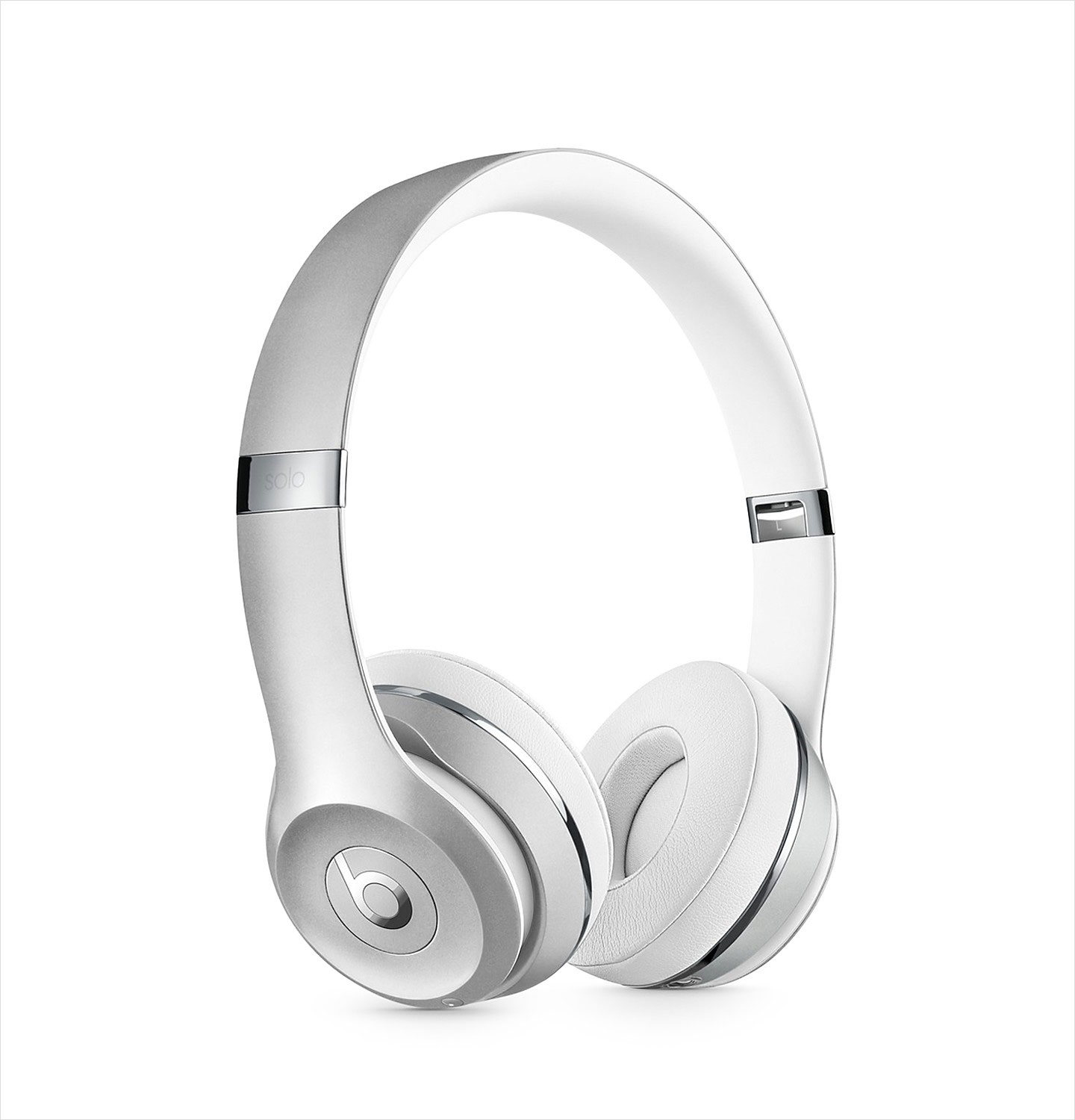 White silver beats by dr dre headphones solo 3 valentine's day gift ideas