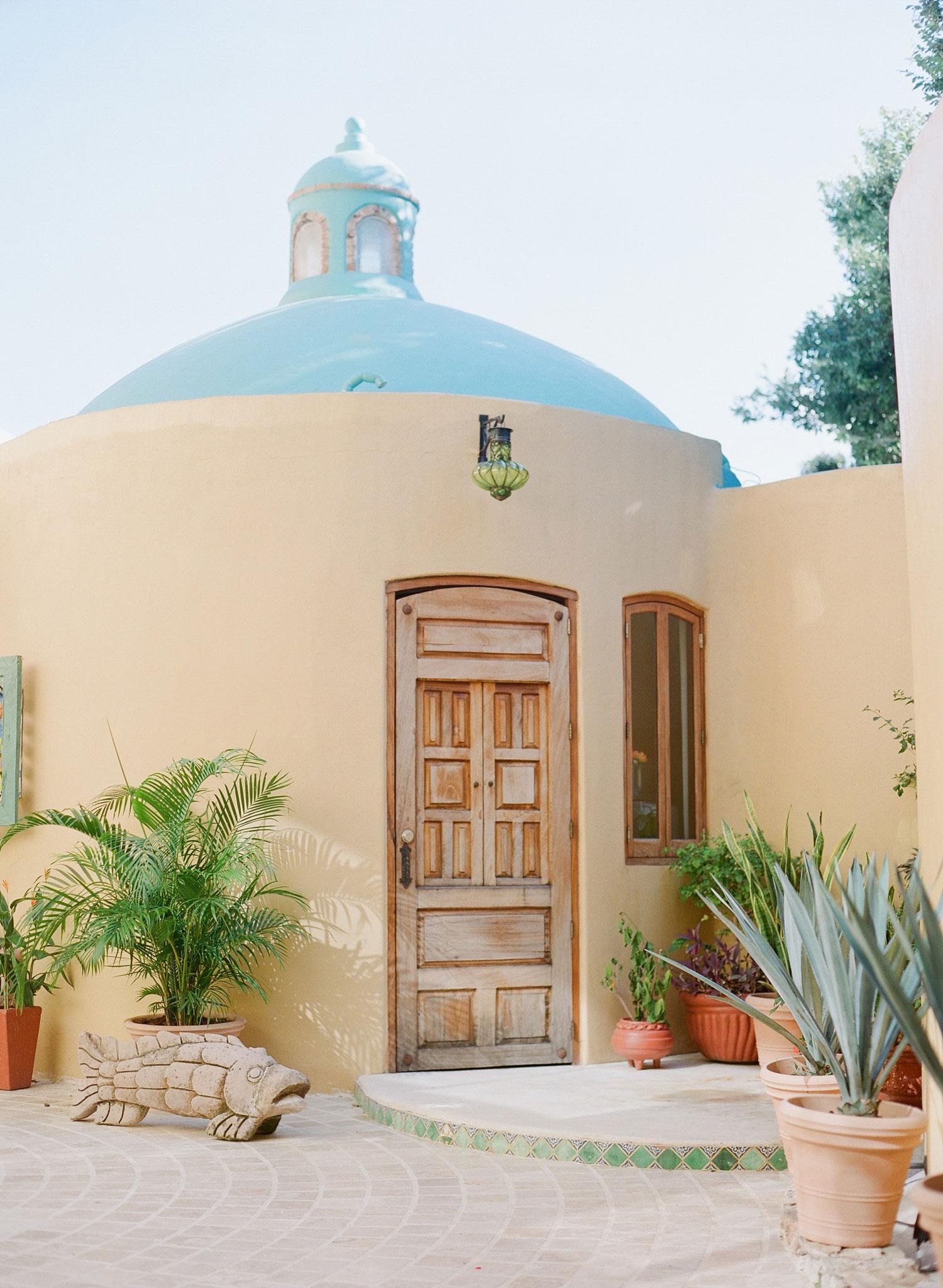 Honeymoon venue location in Mexico