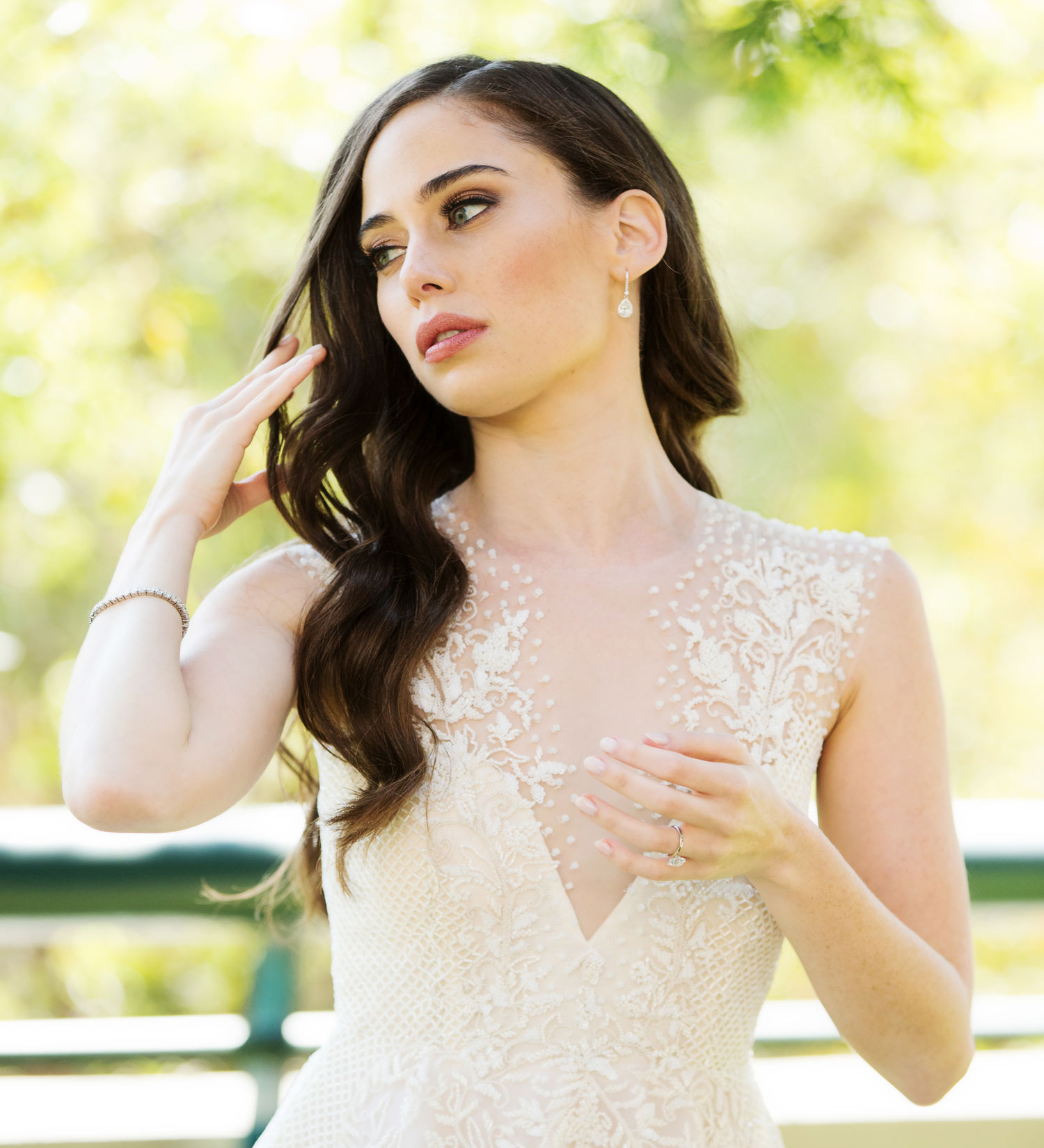 timeline to get healthy, strong hair by wedding day