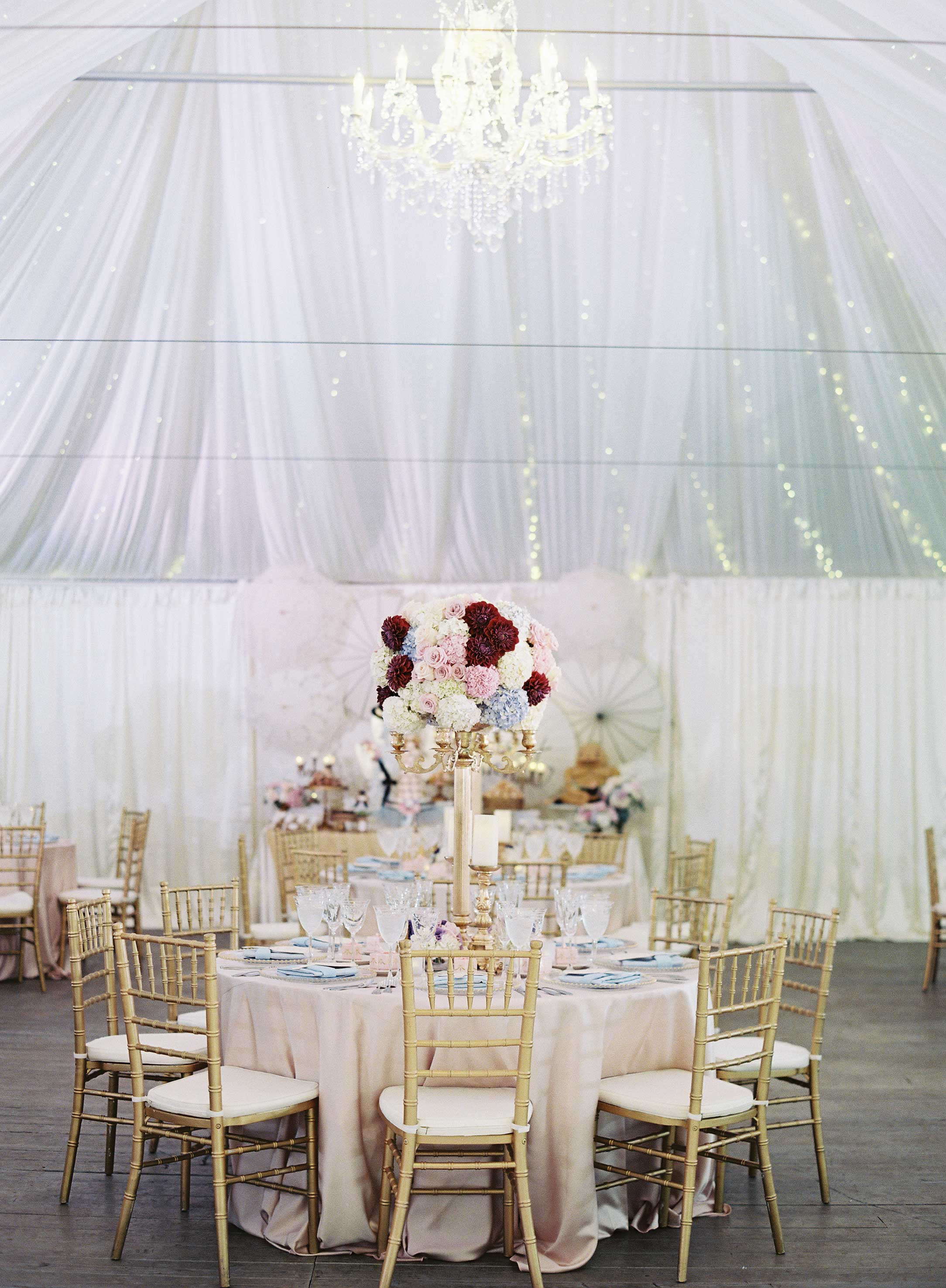 Pastel wedding ideas light colored reception decor wedding ideas
