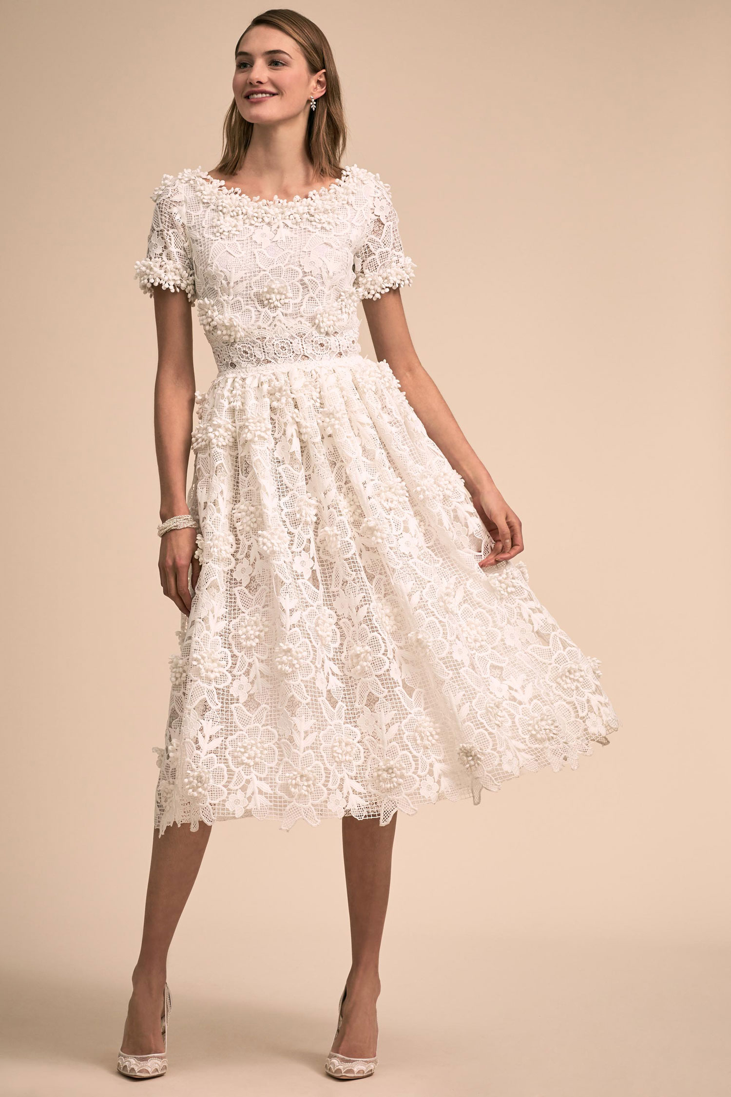 Wedding Dresses: Shop The Designer Collective by BHLDN - Inside Weddings