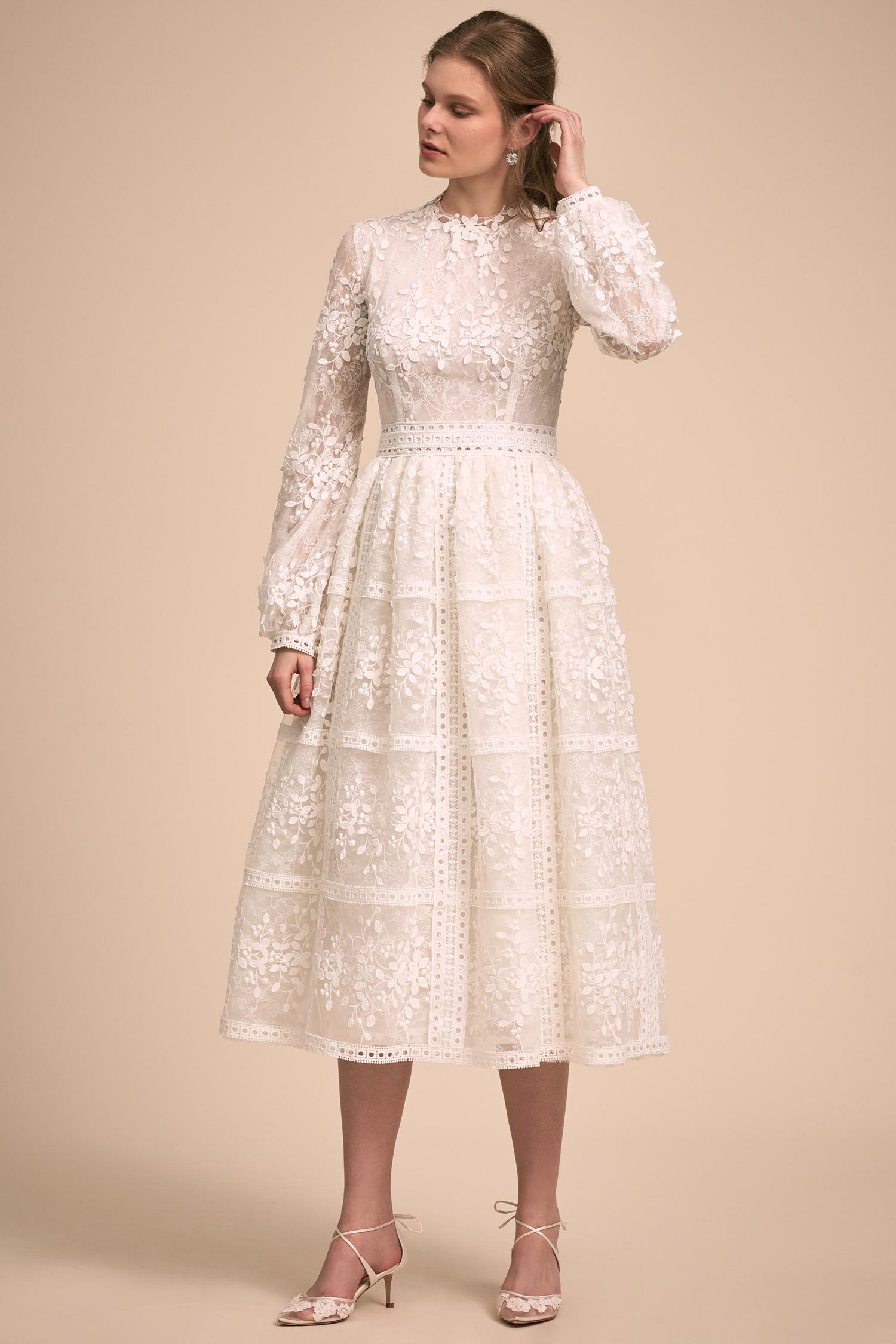 Wedding Dresses Shop The Designer Collective By Bhldn