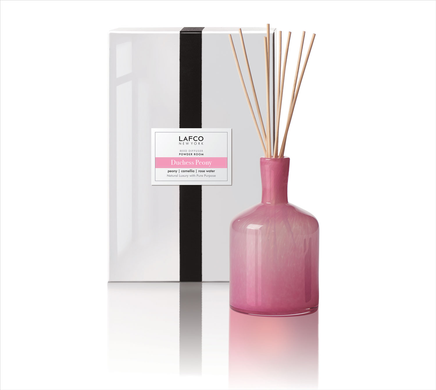 Mother's day gift ideas lafco duchess peony reed diffuser