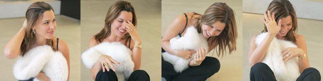 Monique Lhuillier bridal designer interview with Inside Weddings magazine