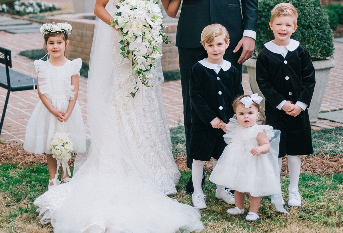 royal wedding bridal party, prince harry and meghan markle wedding bridesmaids and page boys