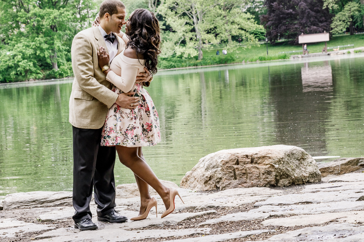 tips for getting your engagement photos taken