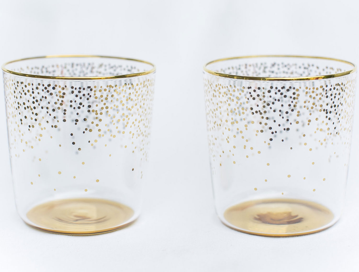 Engagement gift idea engaged friend glitter speckled tumblers white lilac inc