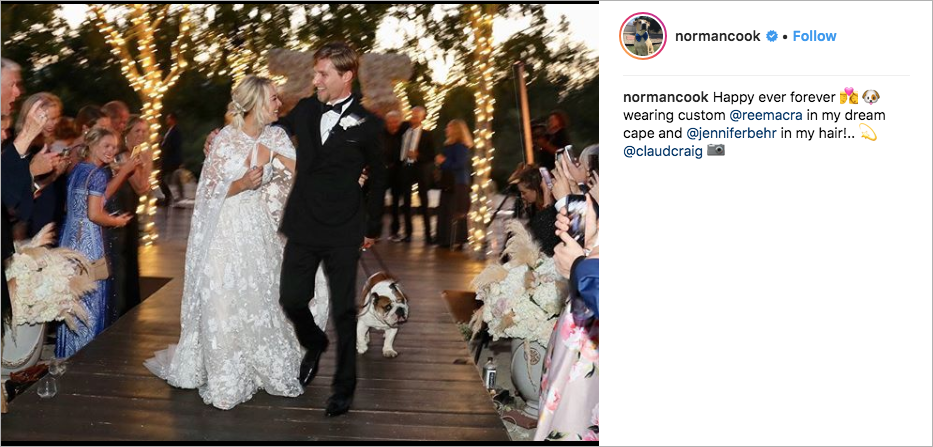 8cd66bf804d Kaley Cuoco   Karl Cook are Married! - Inside Weddings