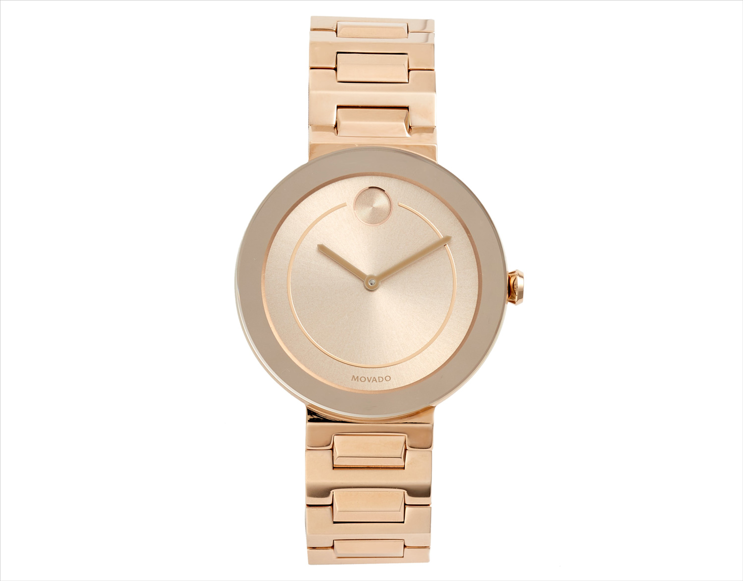 Nordstrom anniversary sale movado bold refined bracelet watch wedding gift idea