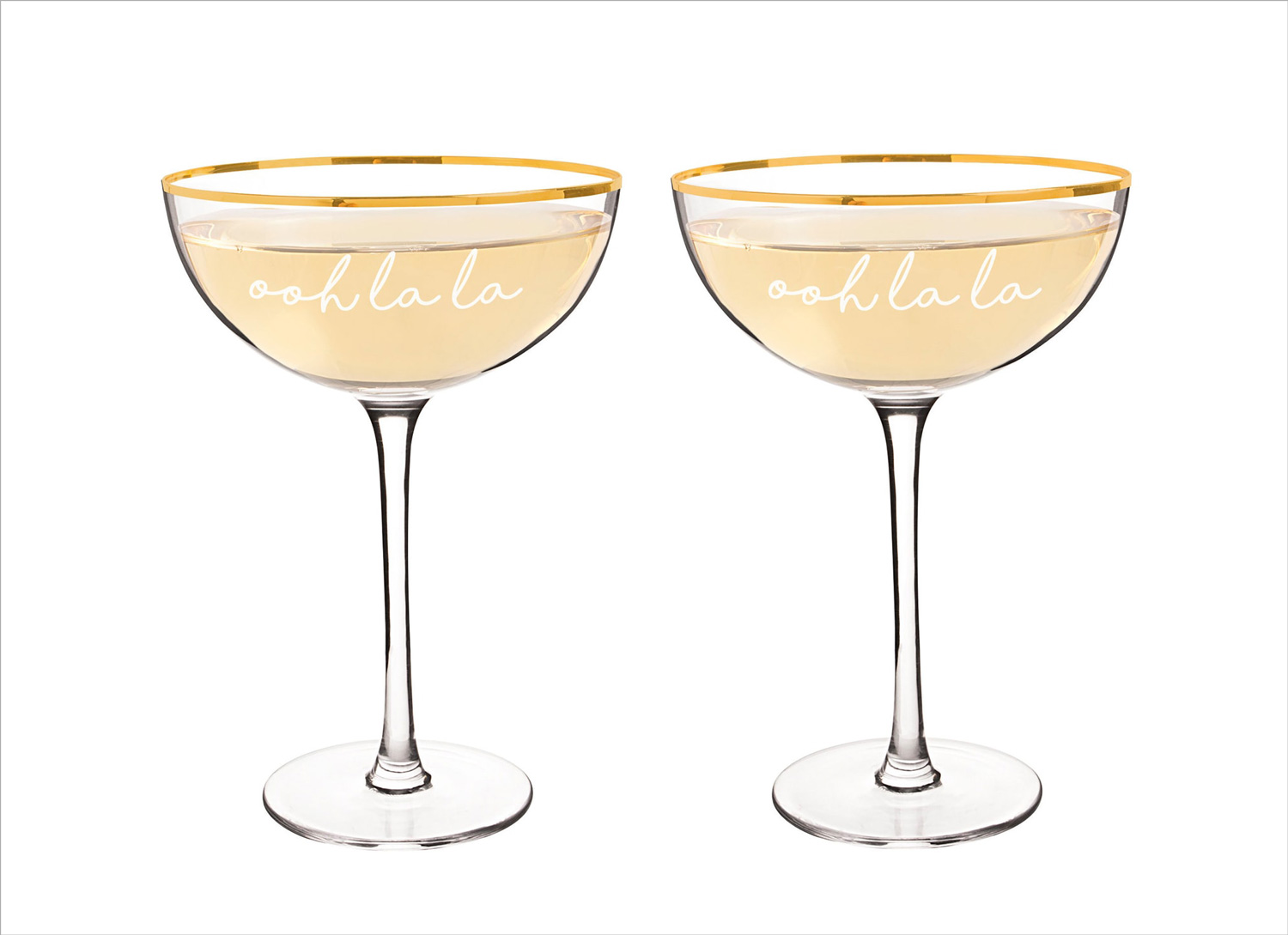 Nordstrom anniversary sale ooh la la champagne coupe glasses cathy's concepts wedding gift ideas