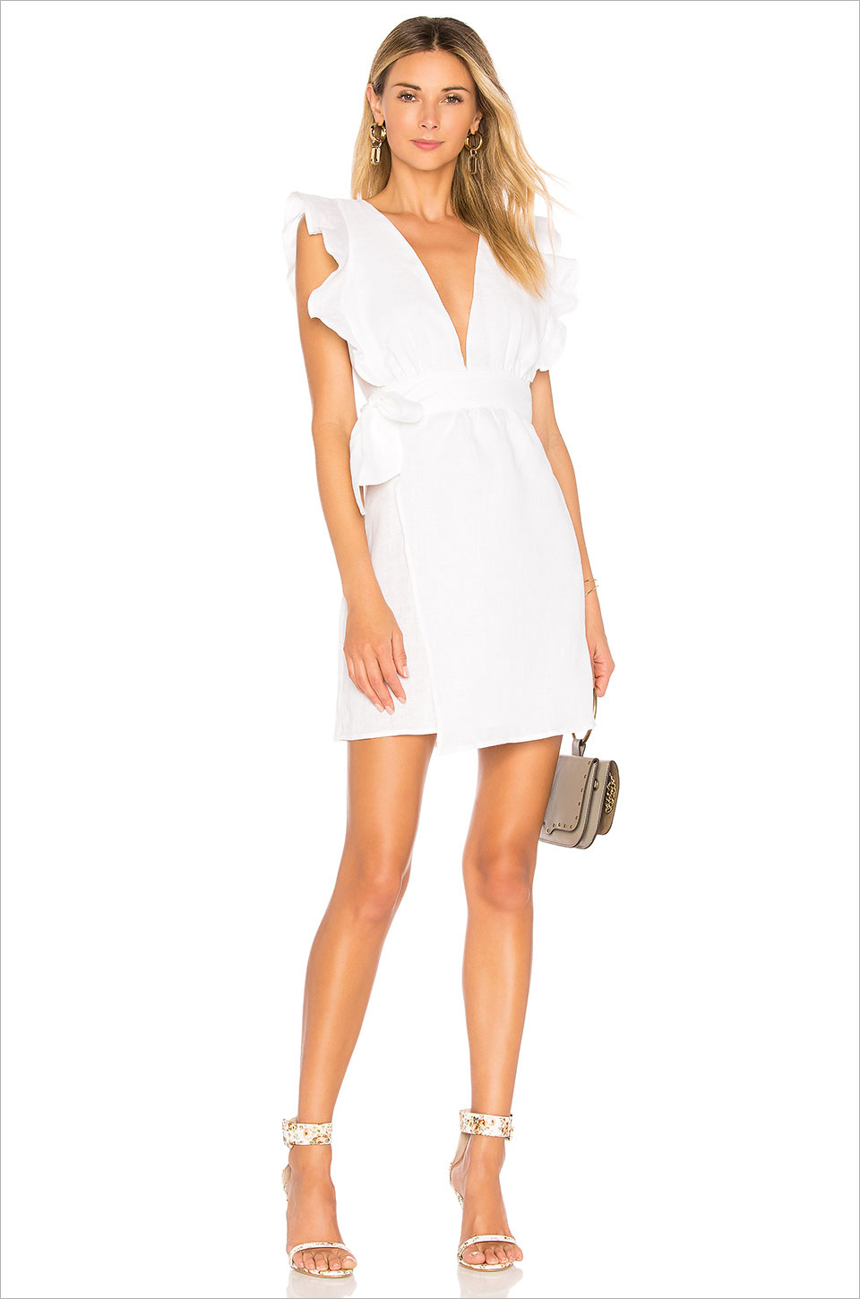 Maya mini dress donna mizani revolve bachelorette party dress ideas