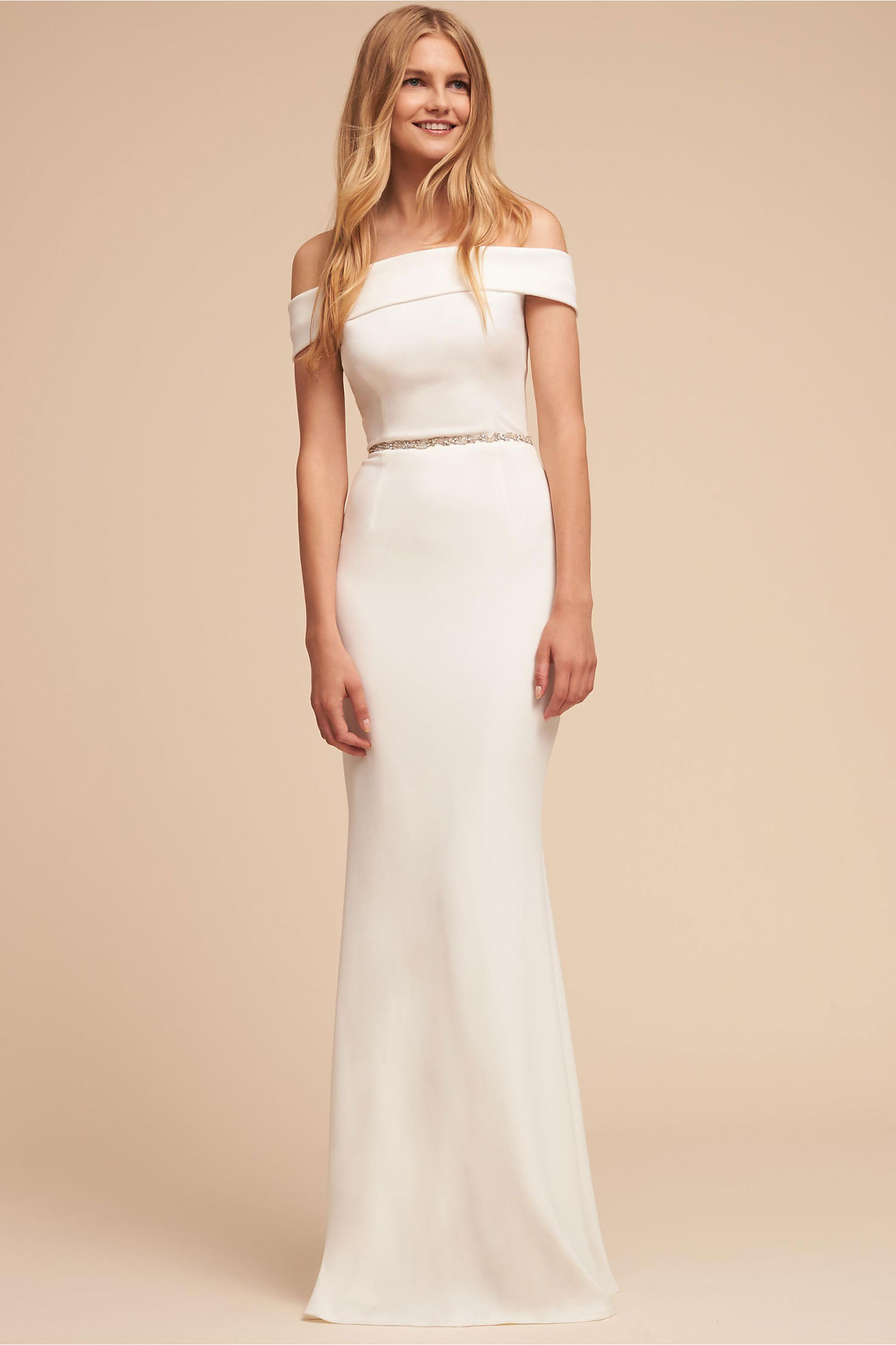 BHLDN Legacy dress katie may wedding dress rehearsal dinner ideas