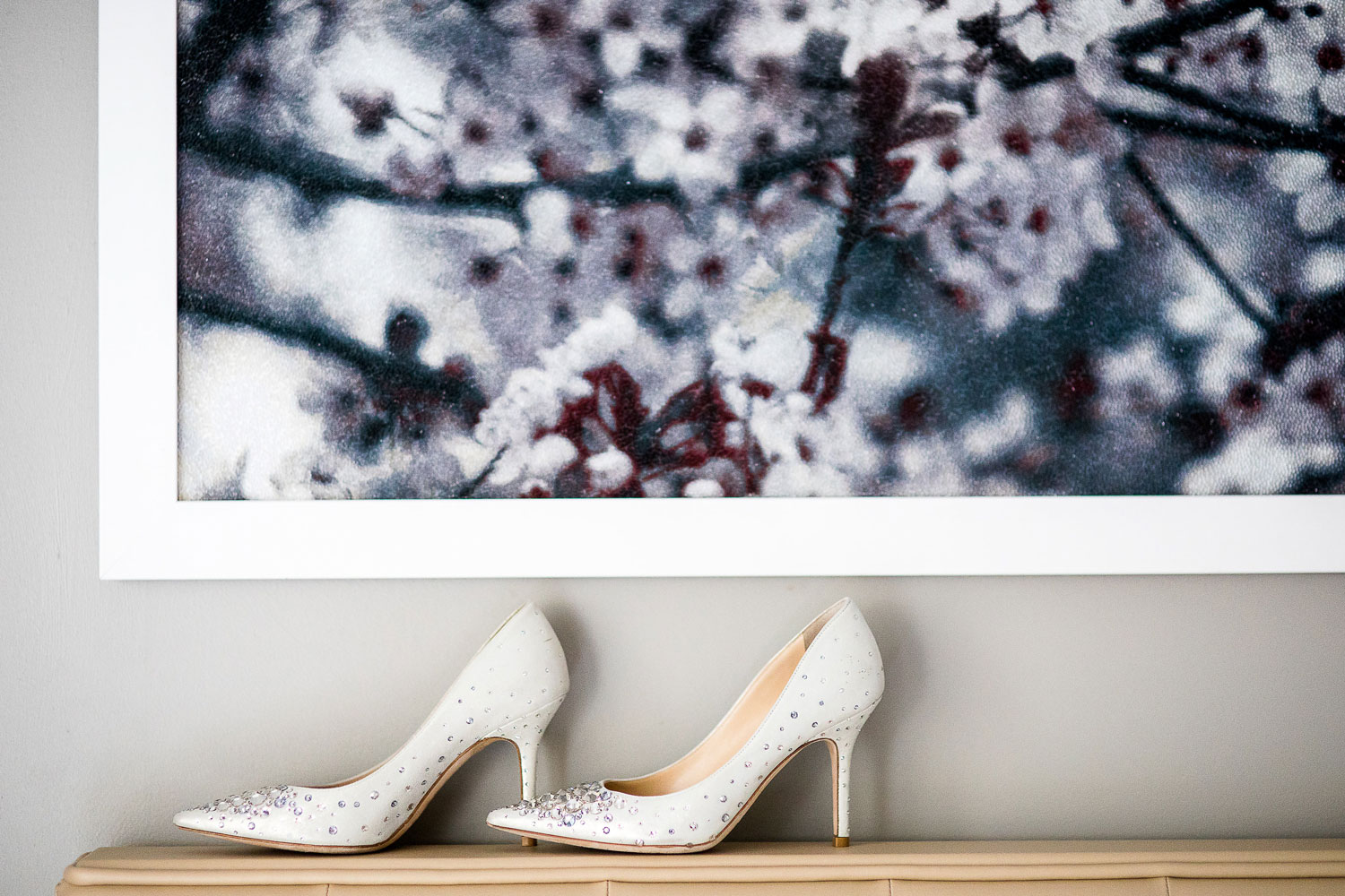how to make your bridal heels comfortable