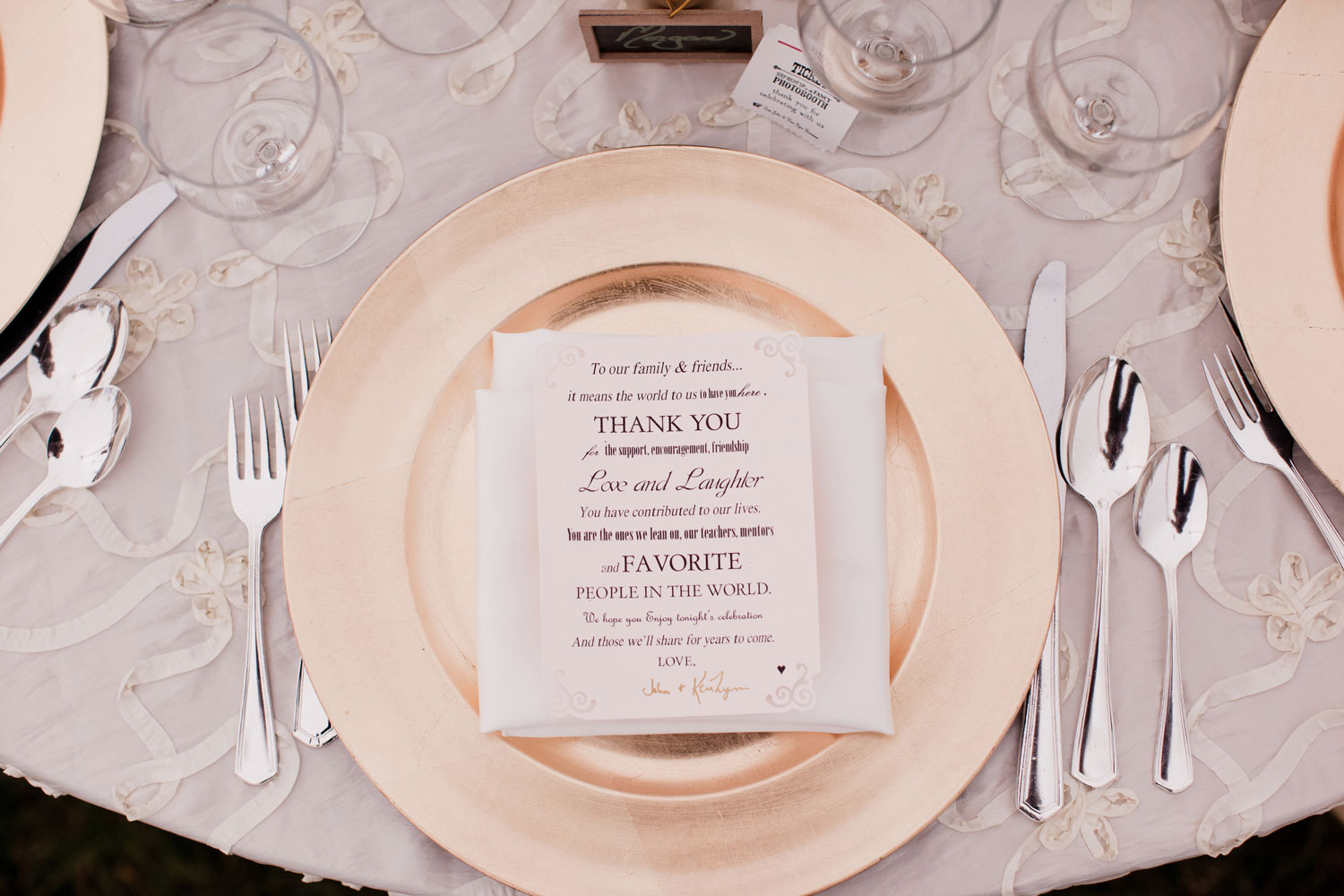 how to make writing your wedding thank you notes easier