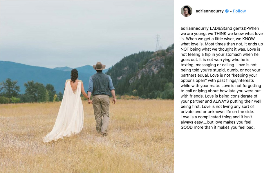 adrianne curry and matthew rhodes game of thrones and westworld wedding elopement in glacier national park