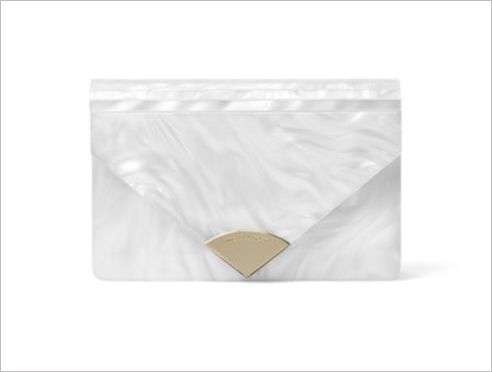 Barbara envelope clutch michael michael kors saks fifth avenue bridal clutch ideas