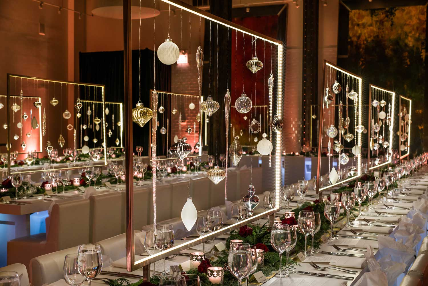 holiday inspired wedding reception holiday party ideas christmas holiday decorating and entertaining tips