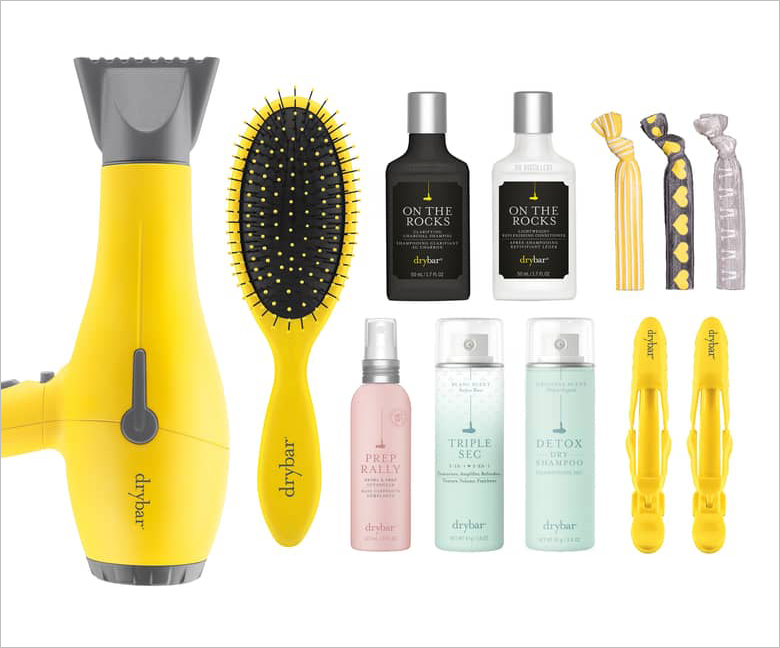 drybar the most wonderful kit of the year holiday gift ideas