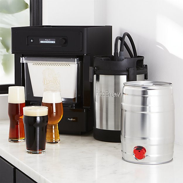 PicoBrew craft beer brewing system holiday gift ideas for him