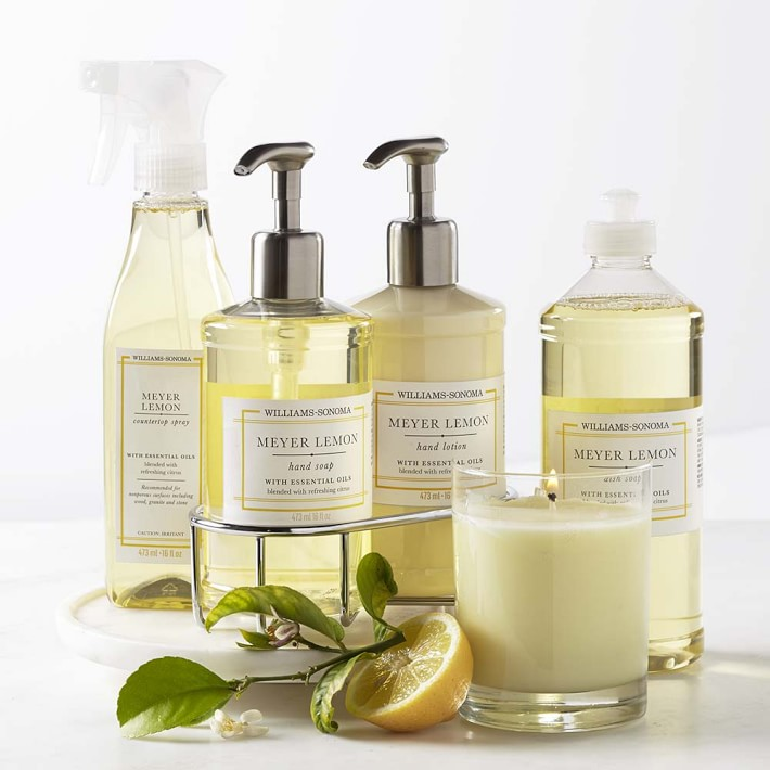 Williams Sonoma meyer lemon collection holiday gift ideas for her