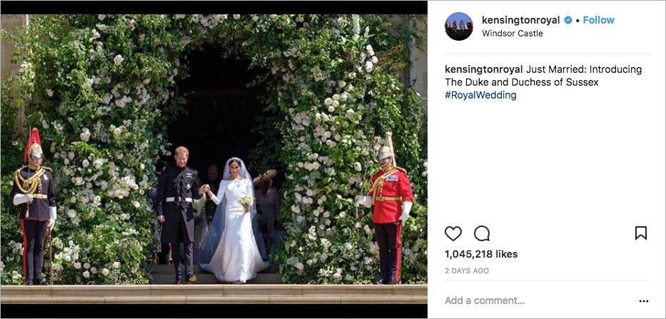 the royal wedding, meghan markle & prince harry wedding, duke and duchess of sussex wedding, best celebrity weddings of 2018