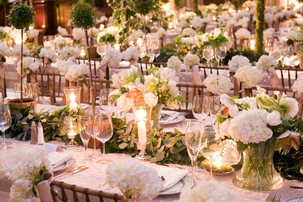steps to having a garden wedding, how to have a garden wedding