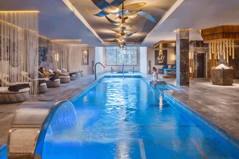Hyatt Zilara Cancun Playa Resorts Zen Spa