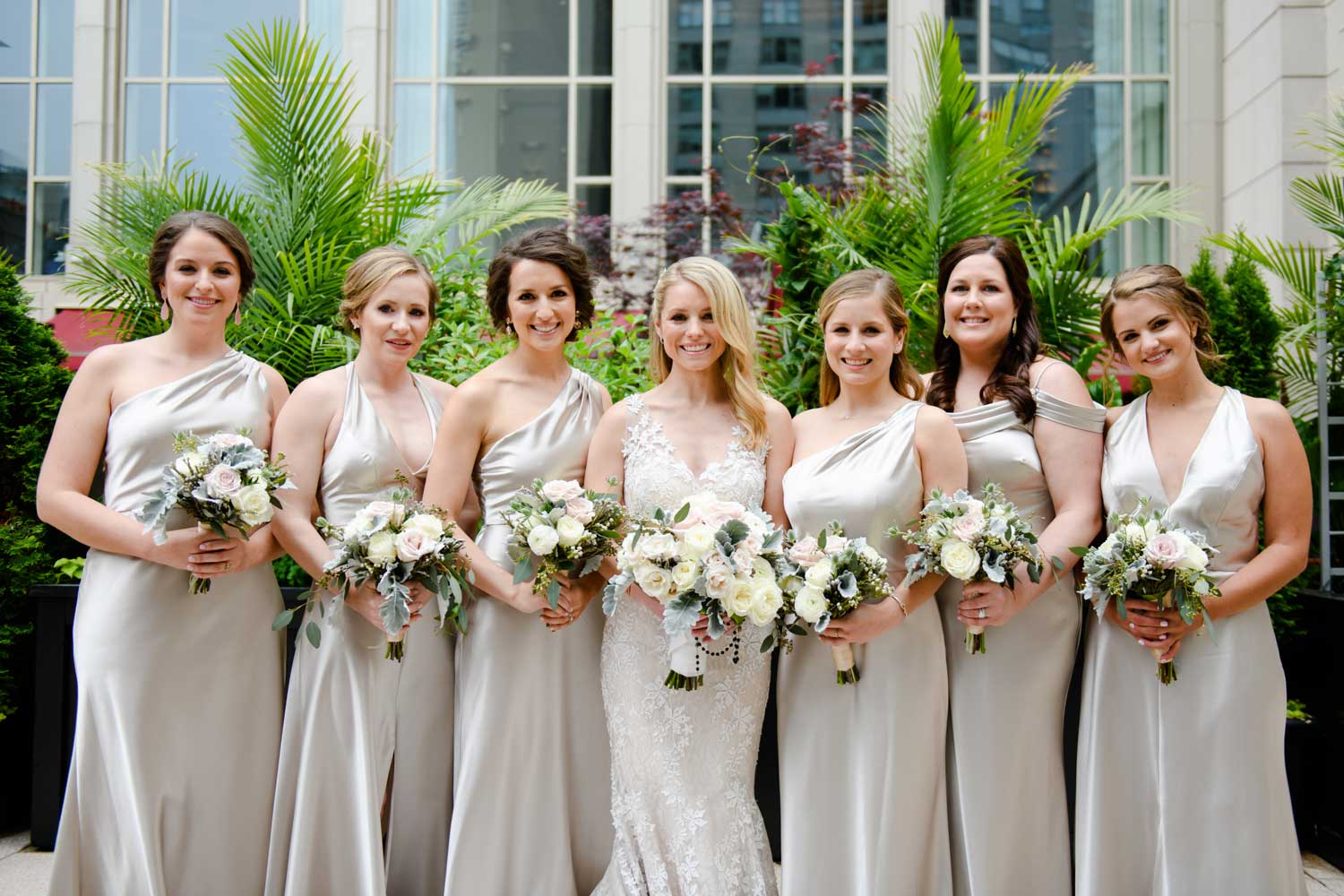 what you need to decide before picking your bridesmaids
