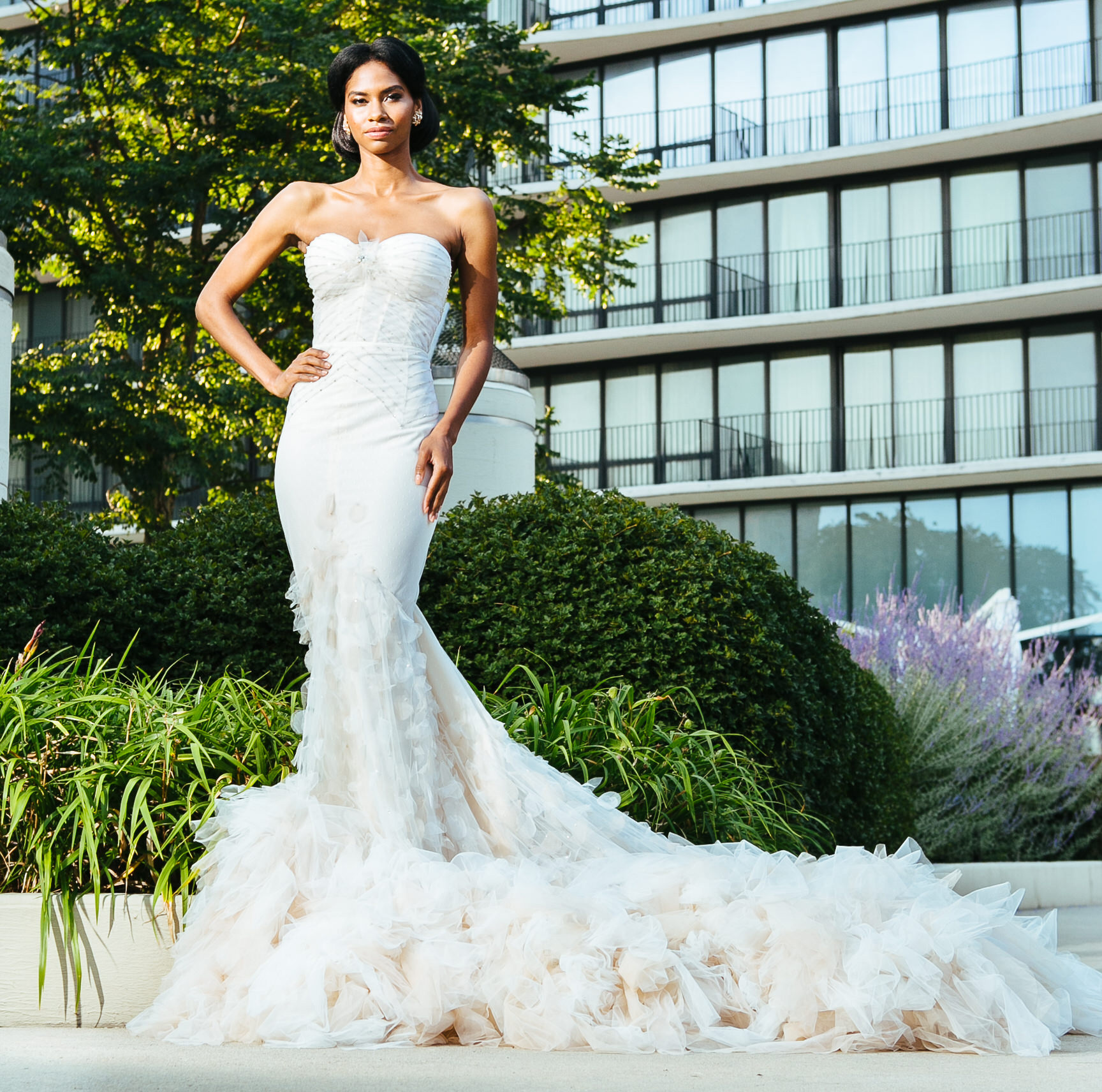 tips for bridal alterations, rules for bridal alterations, how to get your wedding dress altered