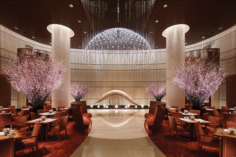 The Peninsula Tokyo hotel in Japan