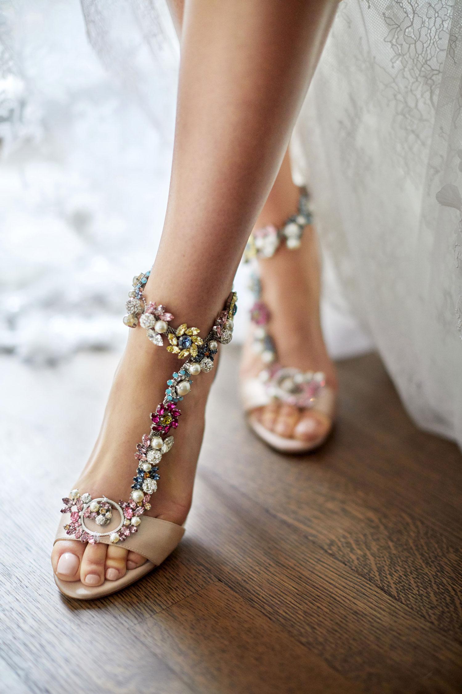 Wedding Shoes for Bride \u0026 Bridesmaid