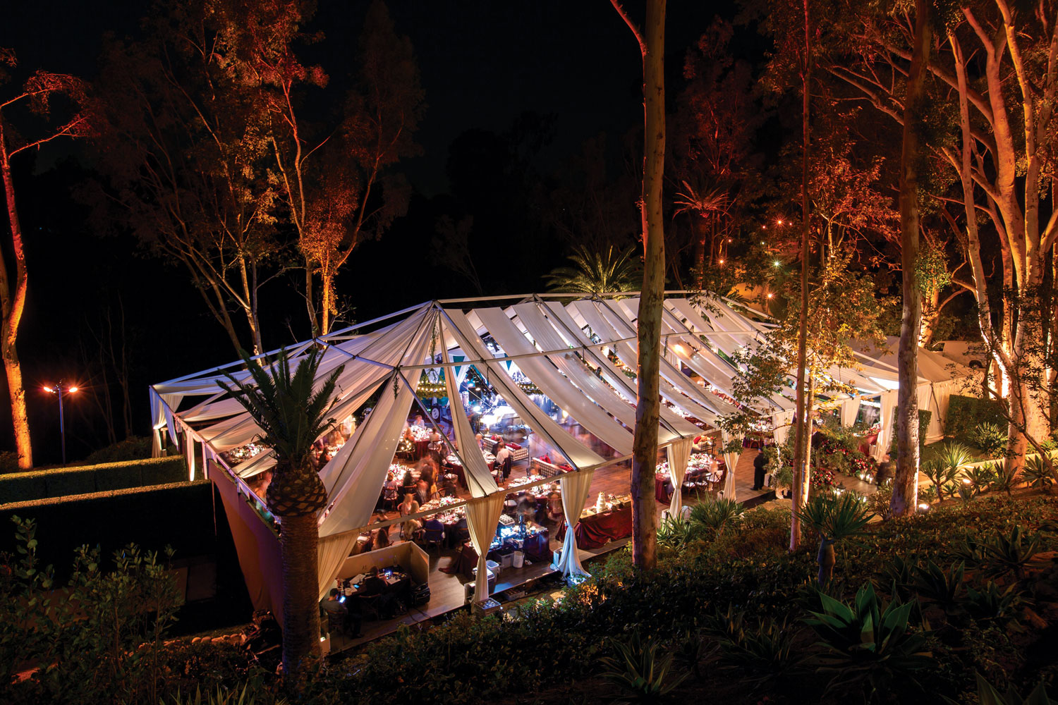 tent wedding reception pretty night wedding shots ever after events