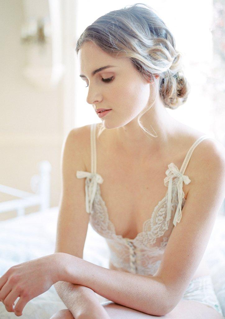 Aberdeen lingerie set Claire Pettibone wedding lingerie intimates ideas