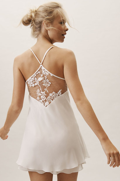 Charming chemise lace rya collection bhldn wedding lingerie intimates ideas