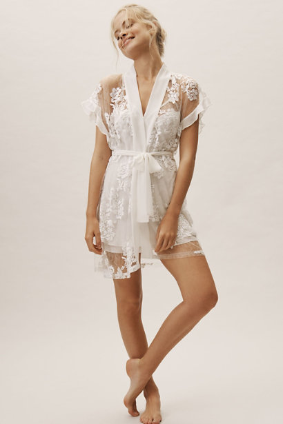 Charming robe by Rya Collection bhldn wedding lingerie intimates ideas