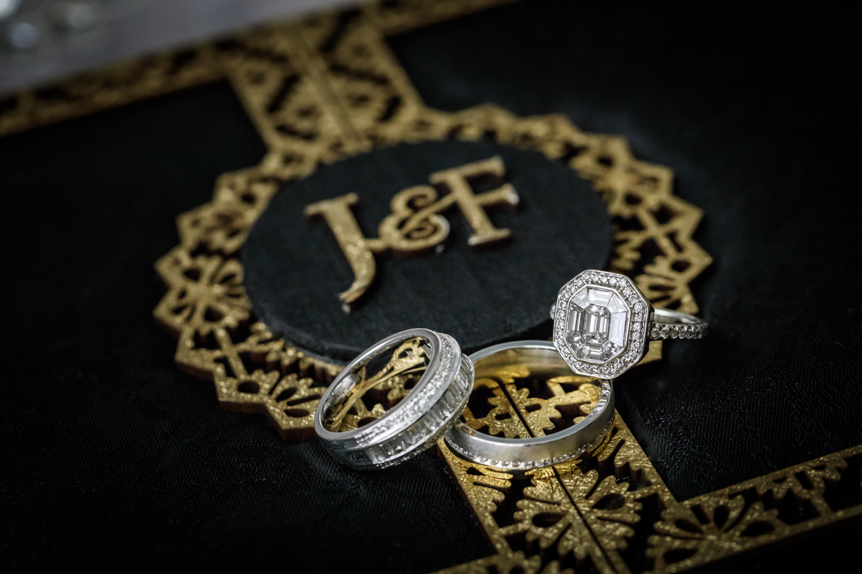 art deco style engagement ring design gatsby wedding ideas