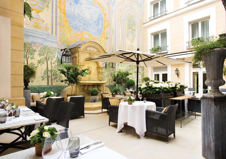 Castille Paris, France honeymoon destination zena foster tank durrell babbs