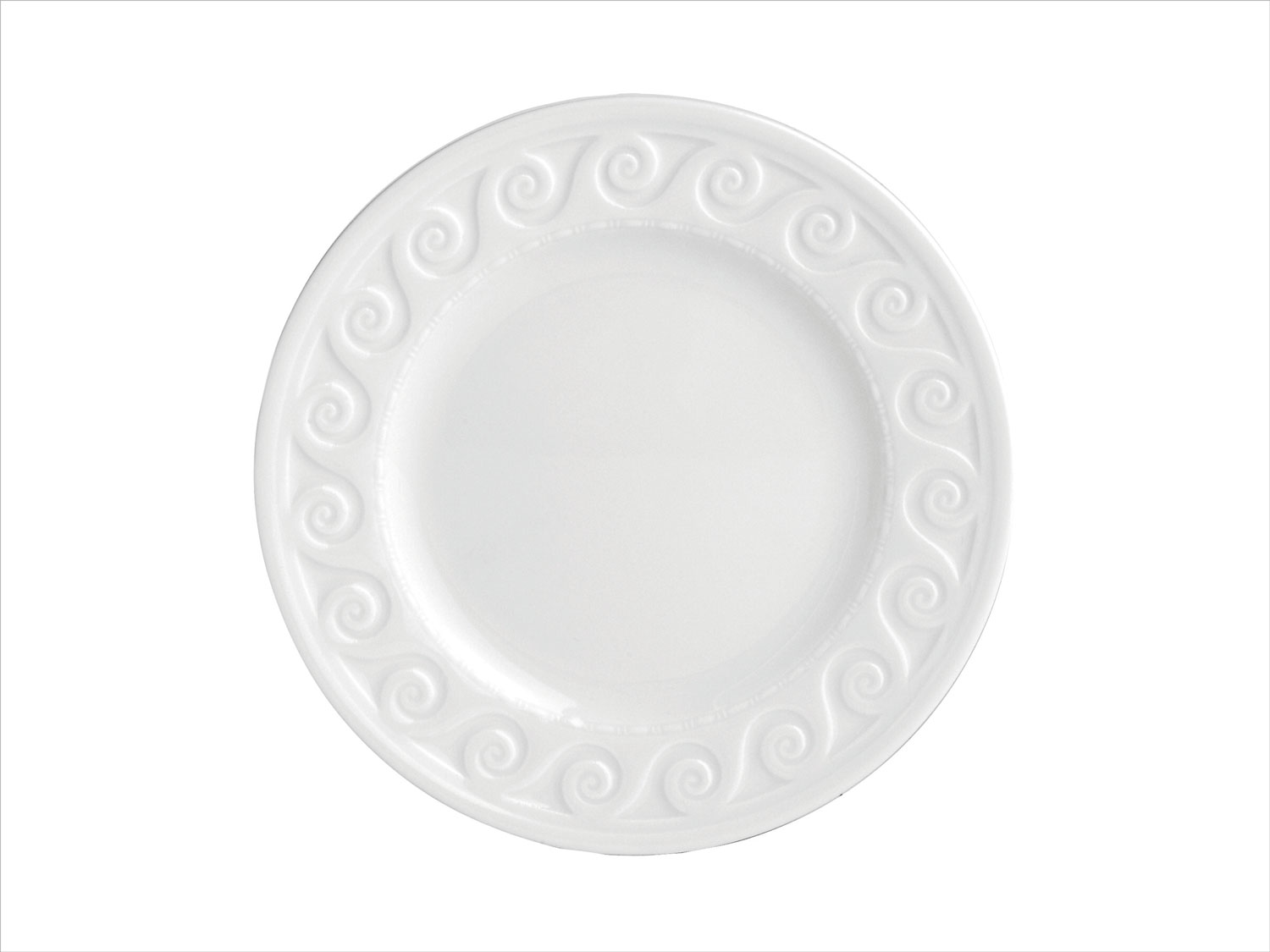 wedding registry product ideas china Bernardaud Louvre dinner plates bread butter
