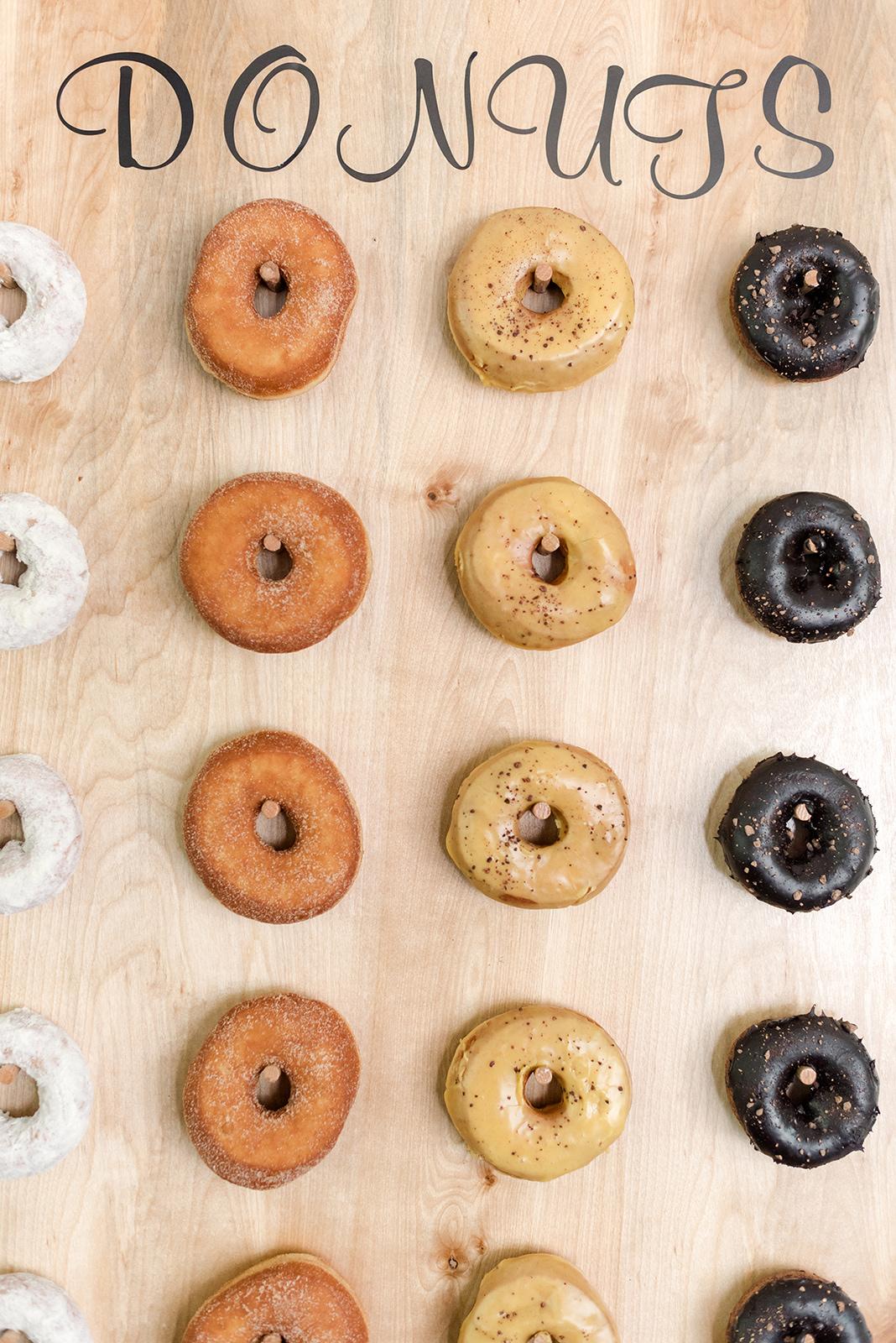 los angeles rams nfl player brandin cooks wedding donut doughnut wedding dessert