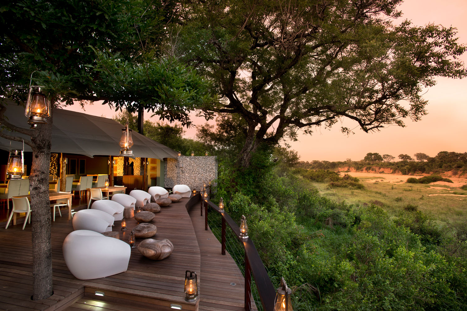 andBeyond Ngala Tented Camp in kruger national park south africa